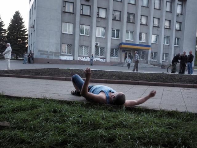 Referendum in Donbass